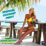 COVER UFFICIALE TROPICAL COCONUT PARTY website