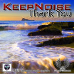 KeepNoise THANK YOU cover site