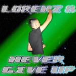 never give up cover web